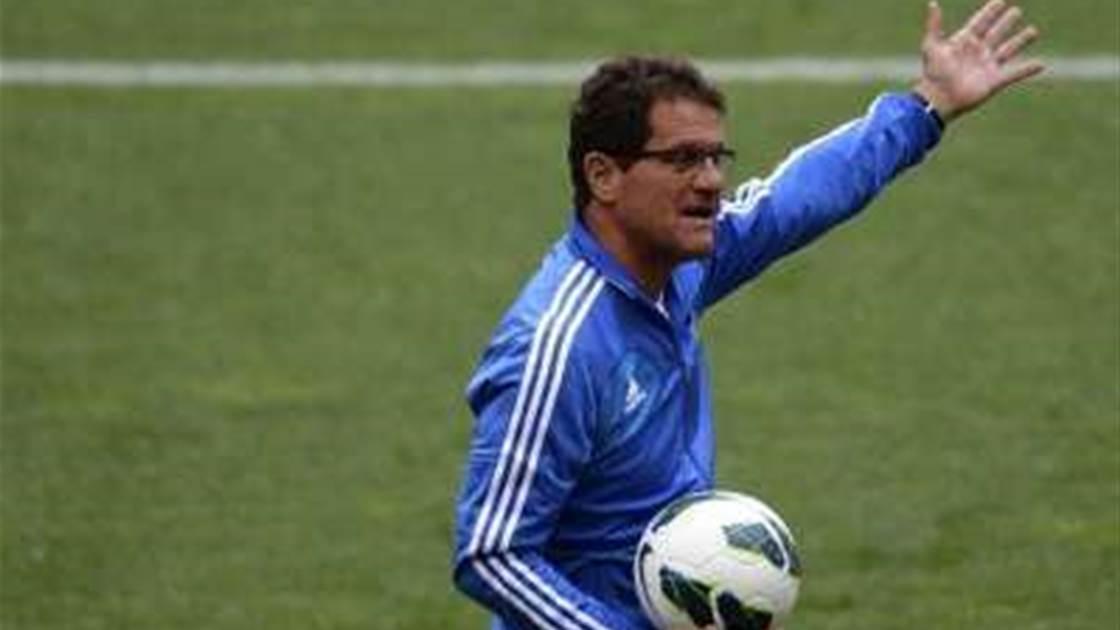 Tolstykh: Capello will not join PSG