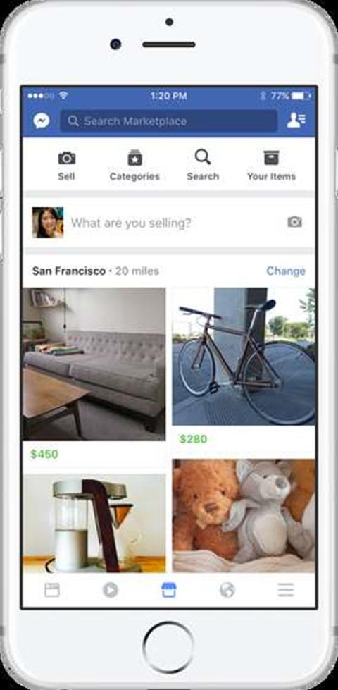 Facebook launches eBay rival in Australia