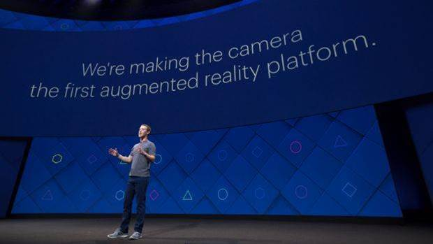 Facebook reveals upcoming VR and AR features