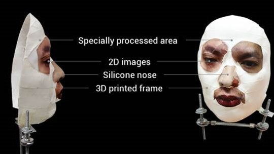 Hackers claim to have fooled the iPhone X with a 3D-printed mask