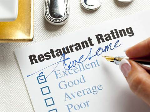 Faking online reviews can be costly