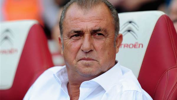 Terim named Turkey coach