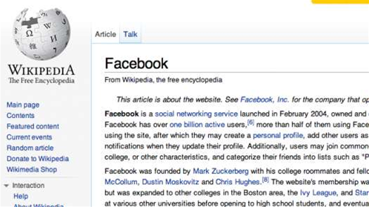 Human Penis Size, Illuminati, And The Other Most Popular Wikipedia Pages Of 2012