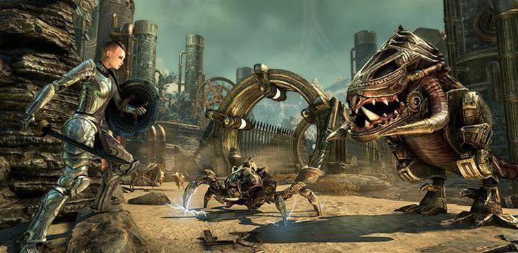 Clockwork City DLC dropping for Elder Scrolls Online this month