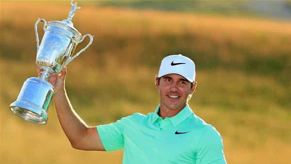 U.S OPEN: Koepka powers to maiden major victory