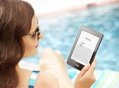Kindle Paperwhite now shipping to Australia