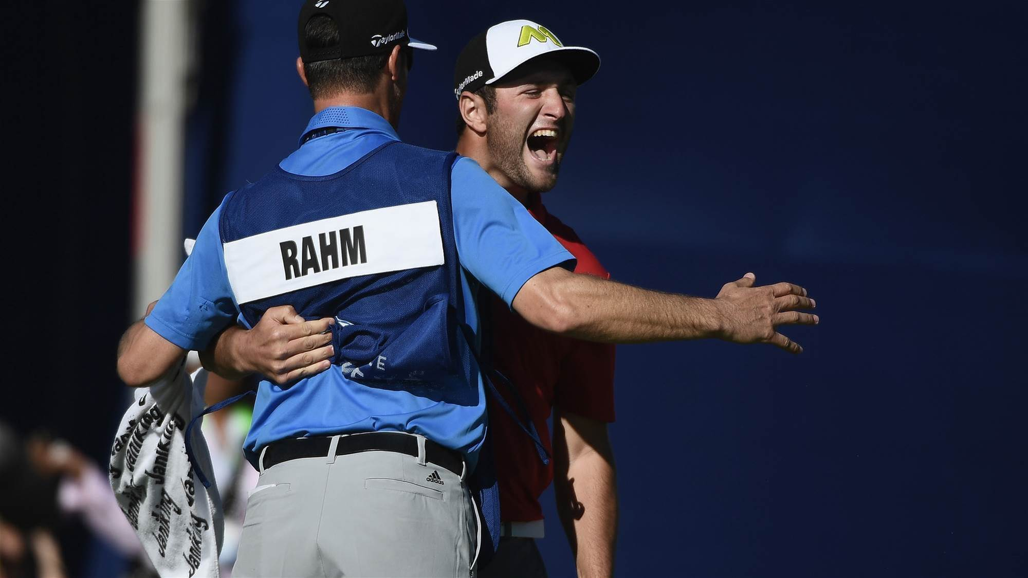 PGA TOUR: Inspired by Seve, Rahm lives up to the hype