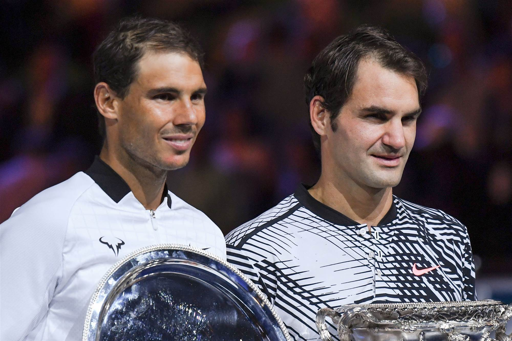 Fed's, Rafa's fight for No.1 heating up