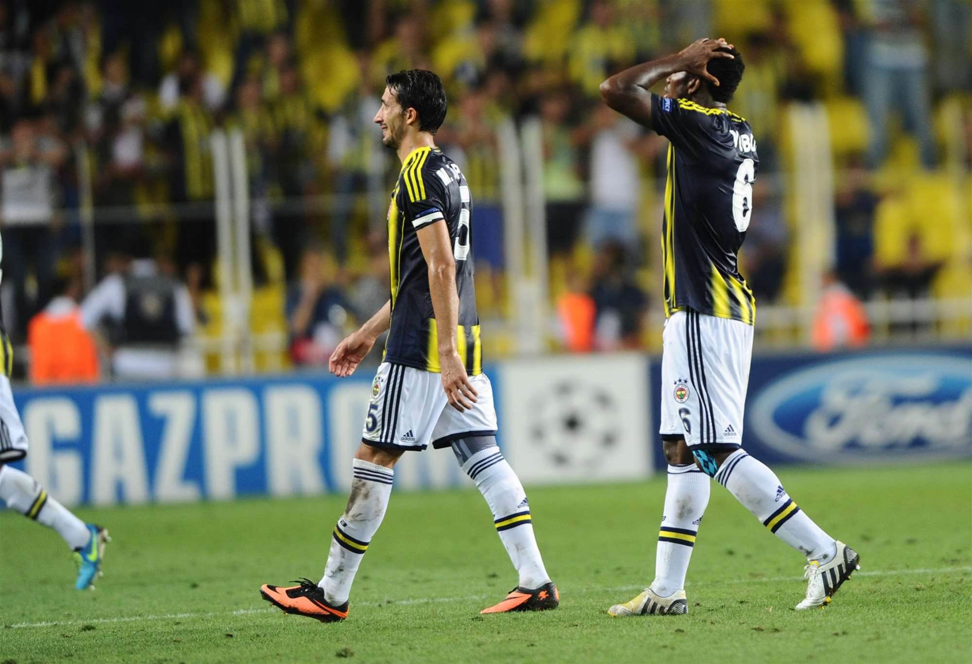 Fenerbahce banned from European competition