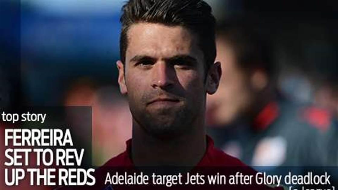 Ferreira set to rev up the Reds