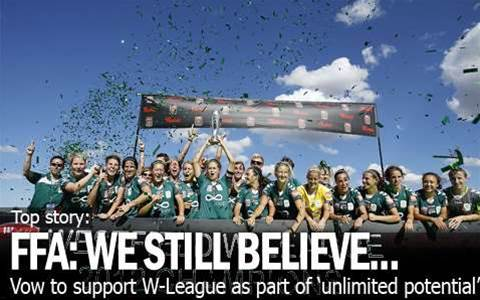 FFA Insist W-League Will Survive