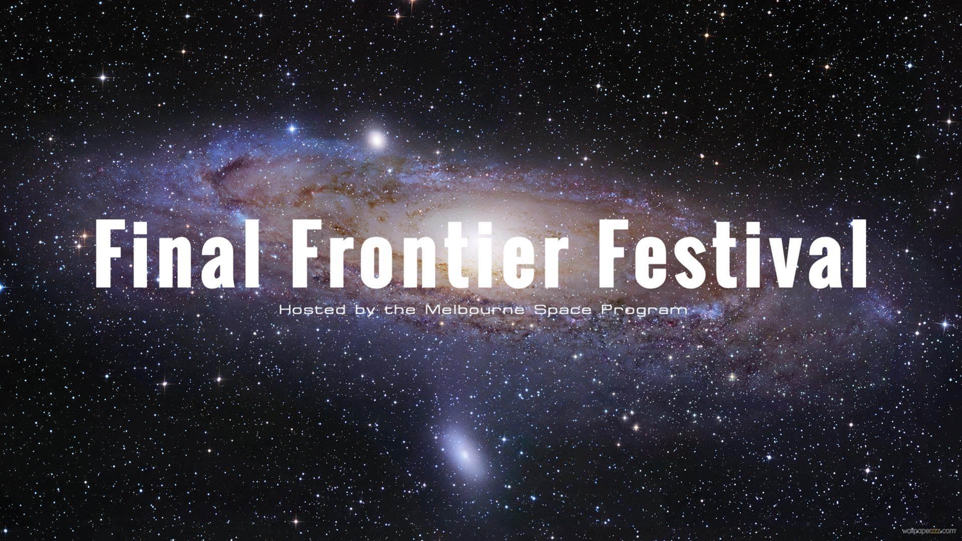 Melbourne Gets a Space Festival