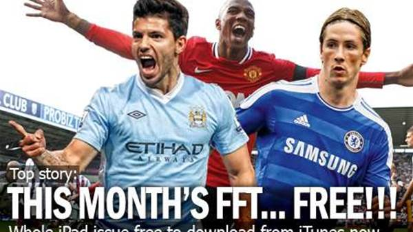 This Month's FFT For Free!