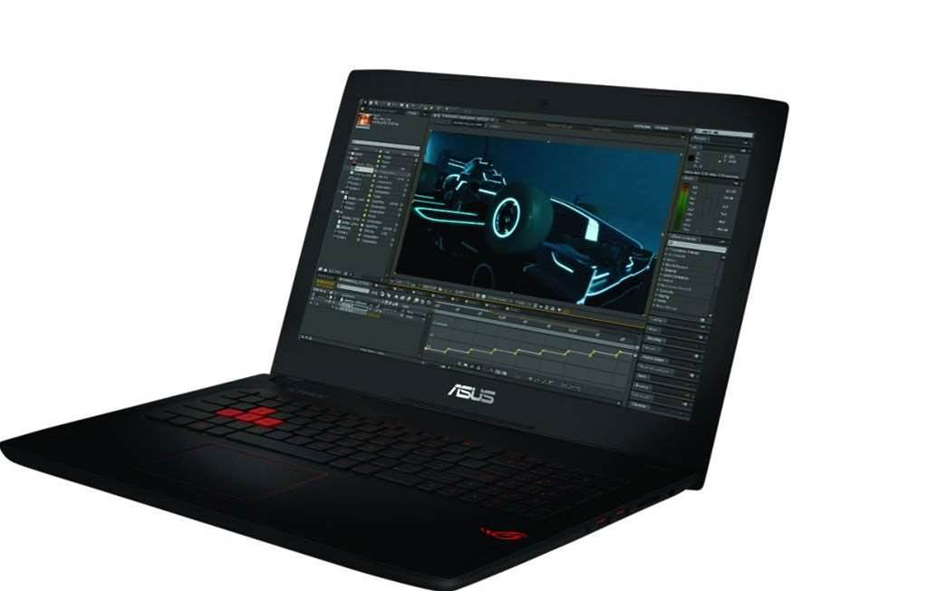 Review: Asus GL502VS with GeForce GTX 1070