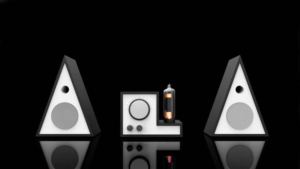 Icon: Figaro AirPlay tube radio