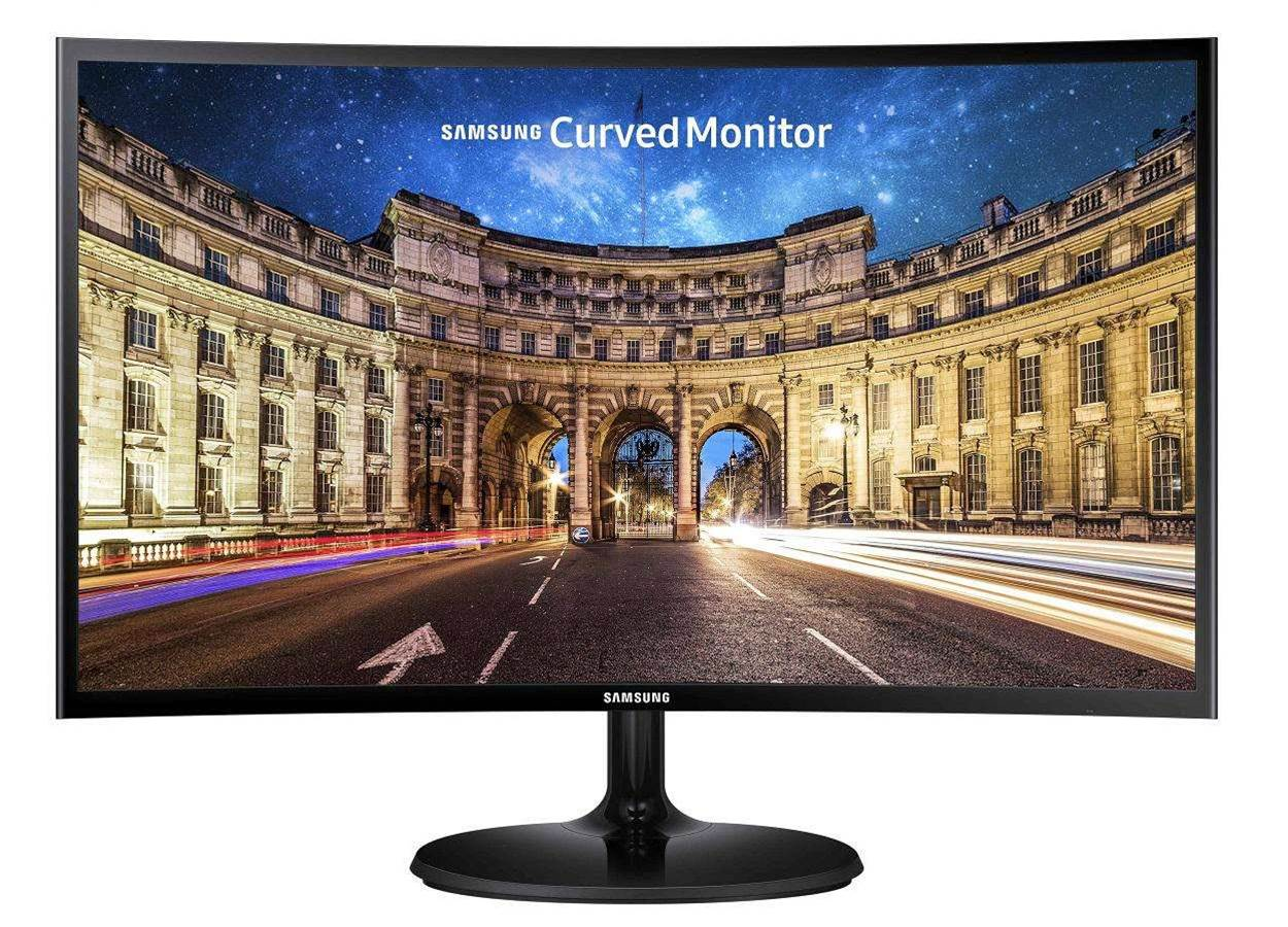 Samsung releases three new curved monitors