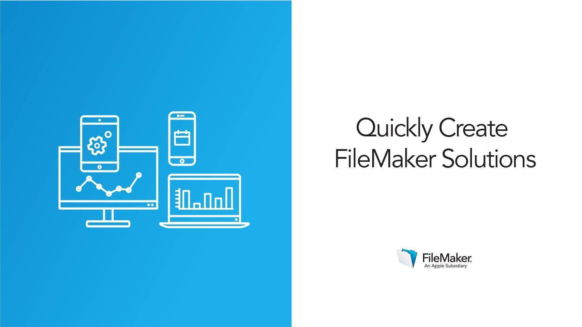 New FileMaker resources for wannabe app developers