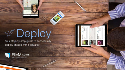 New guide to deploying custom FileMaker apps