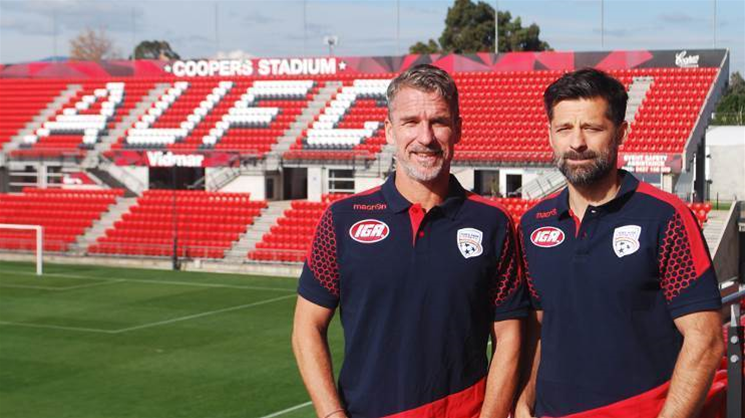 Adelaide appoints Croatian assistant
