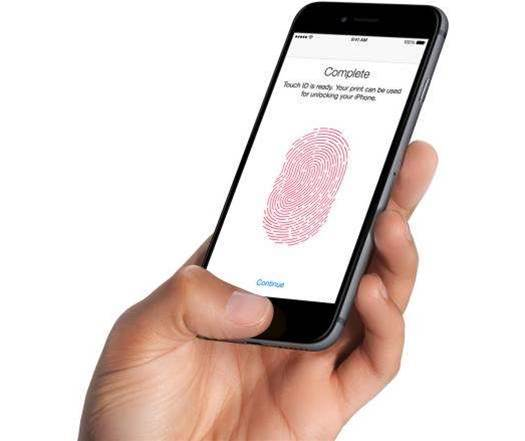 iOS 9.3 to offer fingerprint security for personal data