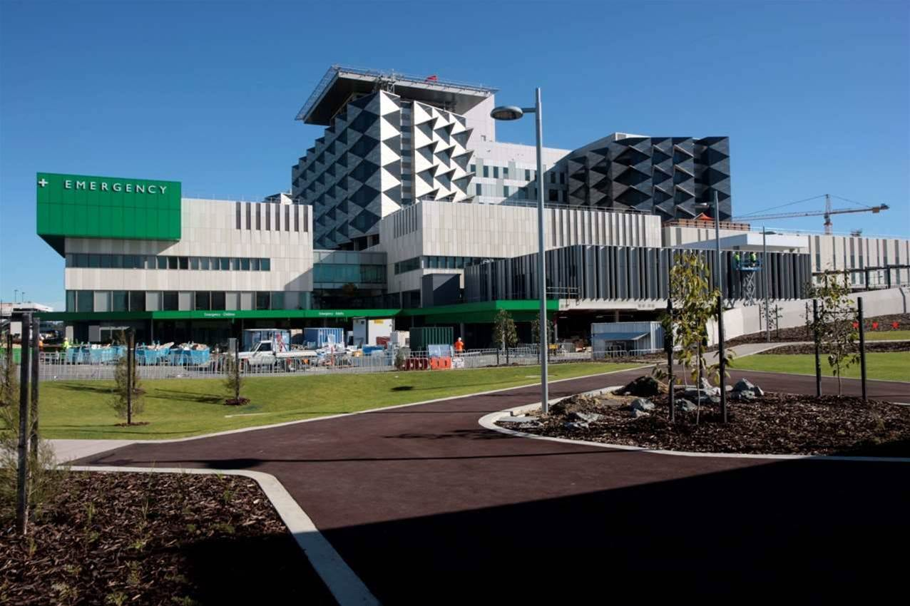 WA pours another $40m into Fiona Stanley Hospital IT