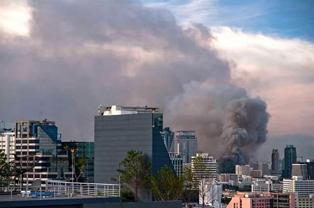 Fire, flood, heatwave: do you have a data backup off-site?