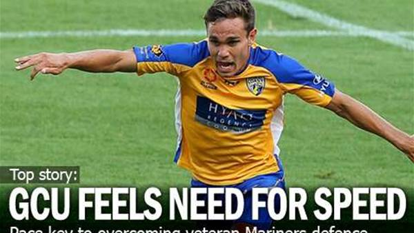 Gold Coast Puts Faith In Pace