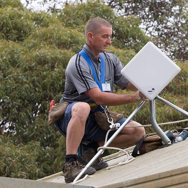 NBN demonstrates gigabit fixed wireless