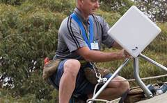 NBN demonstrates gigabit fixed wireless