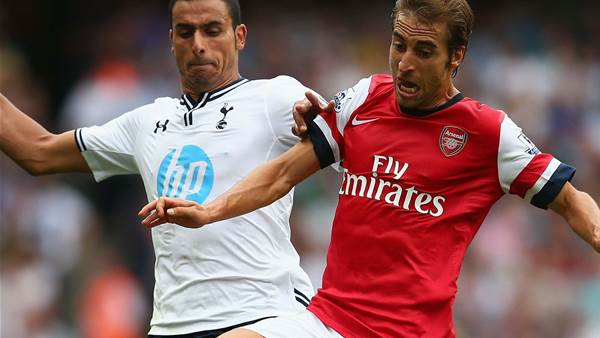 Flamini demands end to Arsenal trophy drought