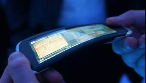 Video: Nokia brings 'flexible' phones one step closer to reality