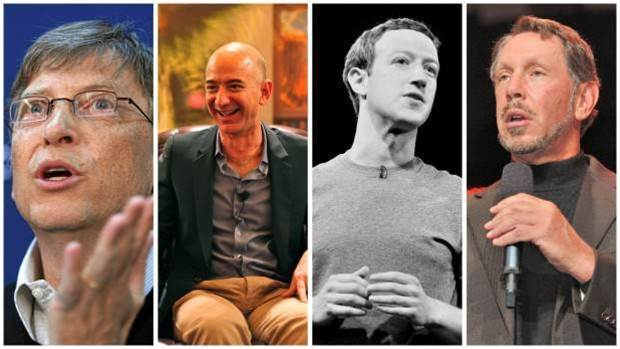 Amazon founder Jeff Bezos is now the second richest person in the world