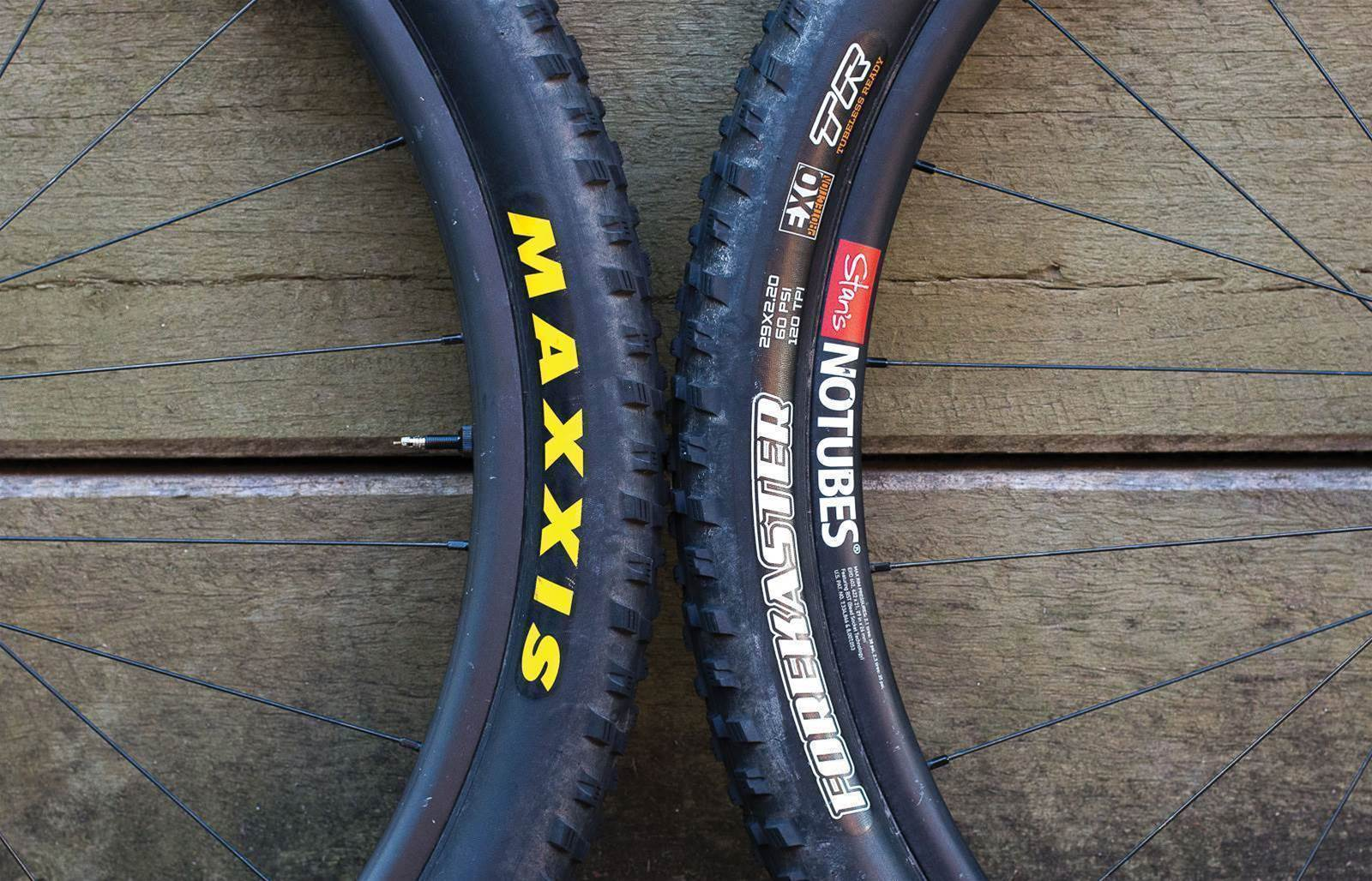 TESTED: Maxxis Forekaster