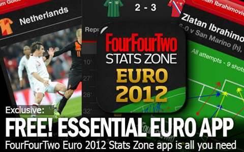 Grab Your Free Euro 2012 App!