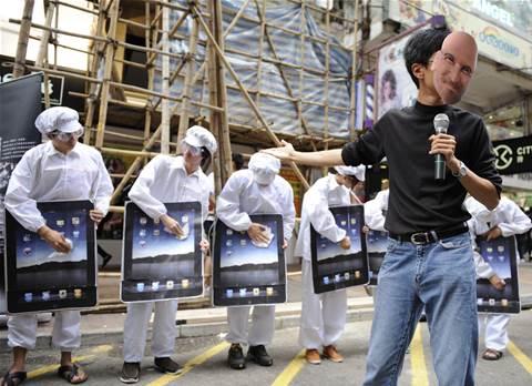 Foxconn denies more iPhone strikes
