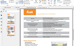 Read, create and collaborate on PDFs for free