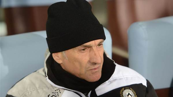 Guidolin: Beating Inter can lift Udinese