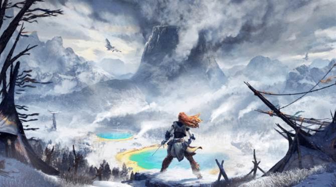 Horizon Zero Dawn's Frozen Wilds expansion coming this November