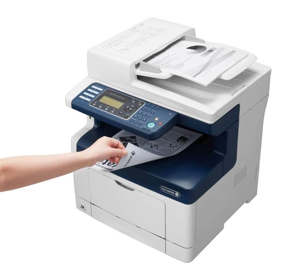 We're giving away this $749 Fuji Xerox printer!