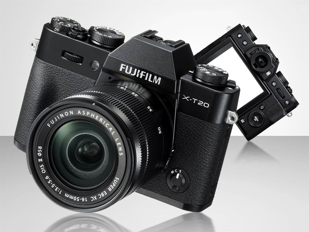 The Fujifilm X-T20 looks like the camera bargain of the year