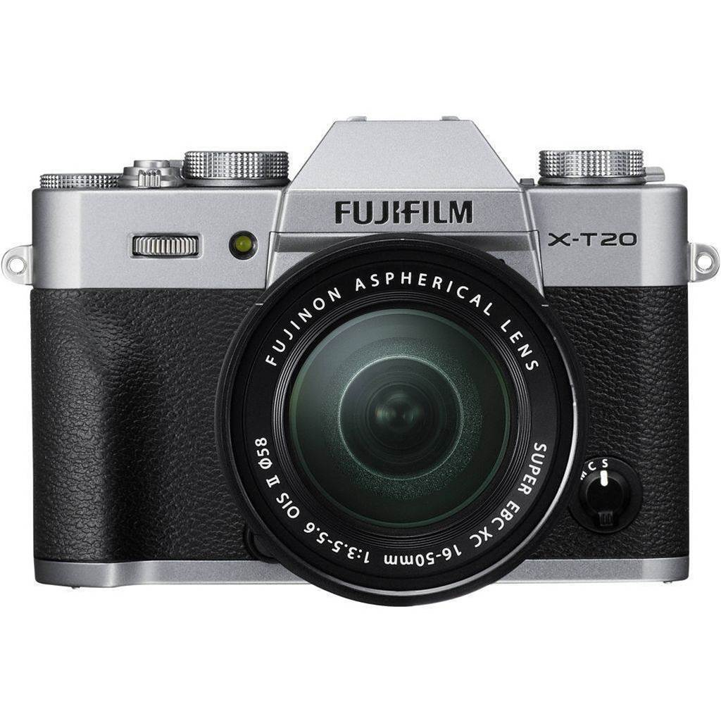 Review: Fujifilm X-T20 digital camera