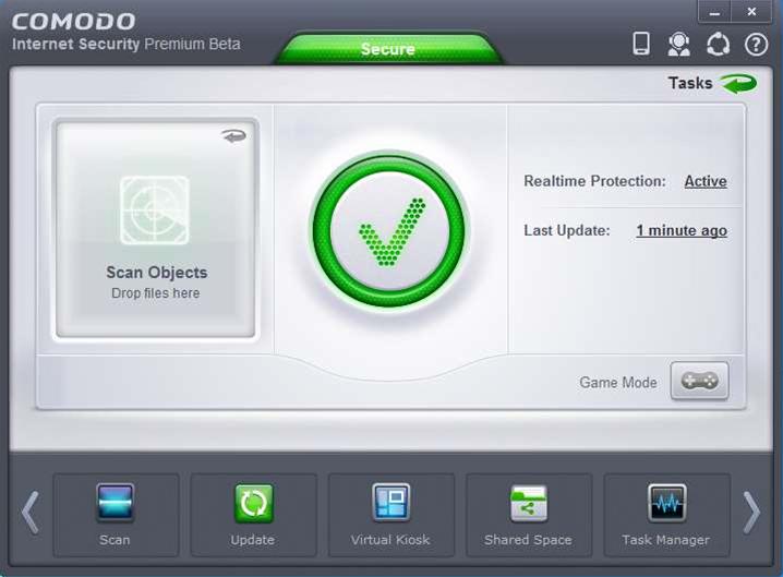 Comodo releases Internet Security Premium 2013 Beta