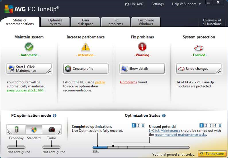 AVG unveils new-look PC TuneUp 2013