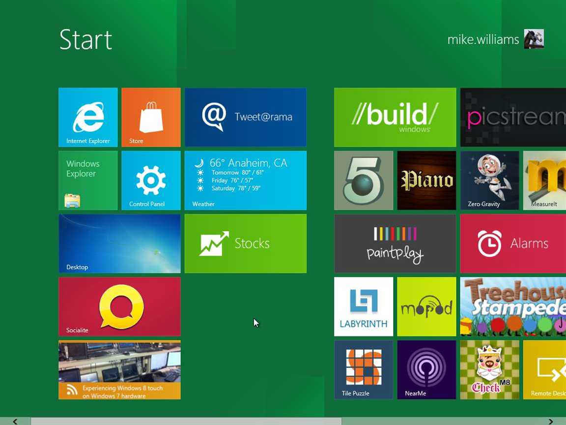 Get the Windows 8 Consumer Preview here