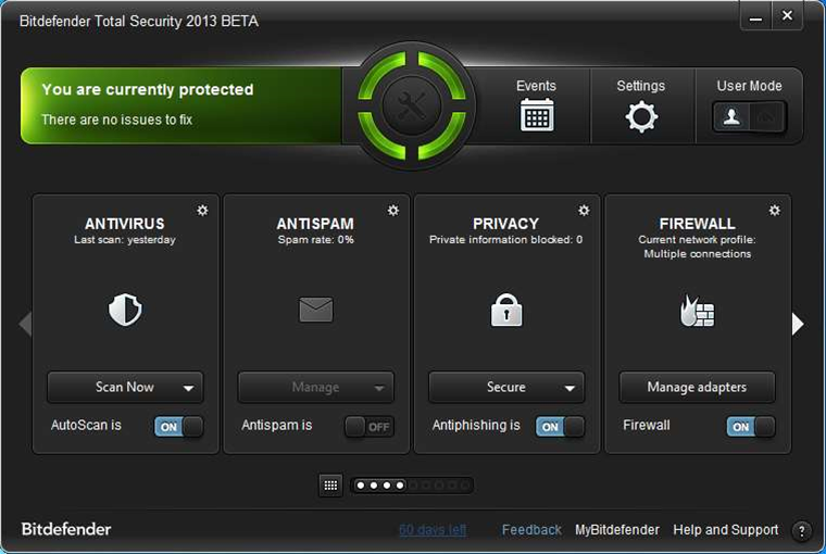 Bitdefender Total Security 2013 released to public beta