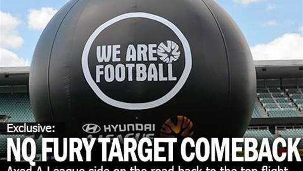 Fury Target A-League Comeback