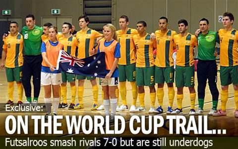 Futsalroos On WC Trail