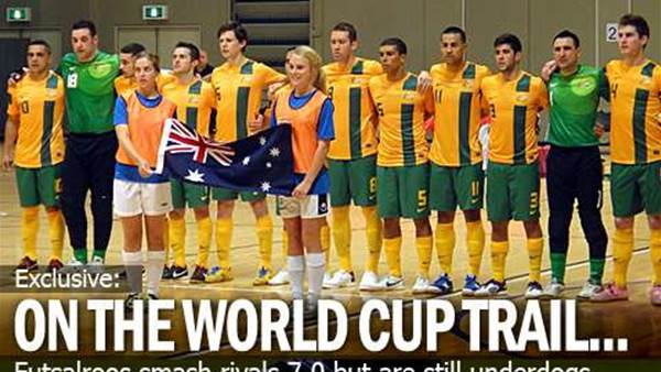 Futsalroos On WC Trail