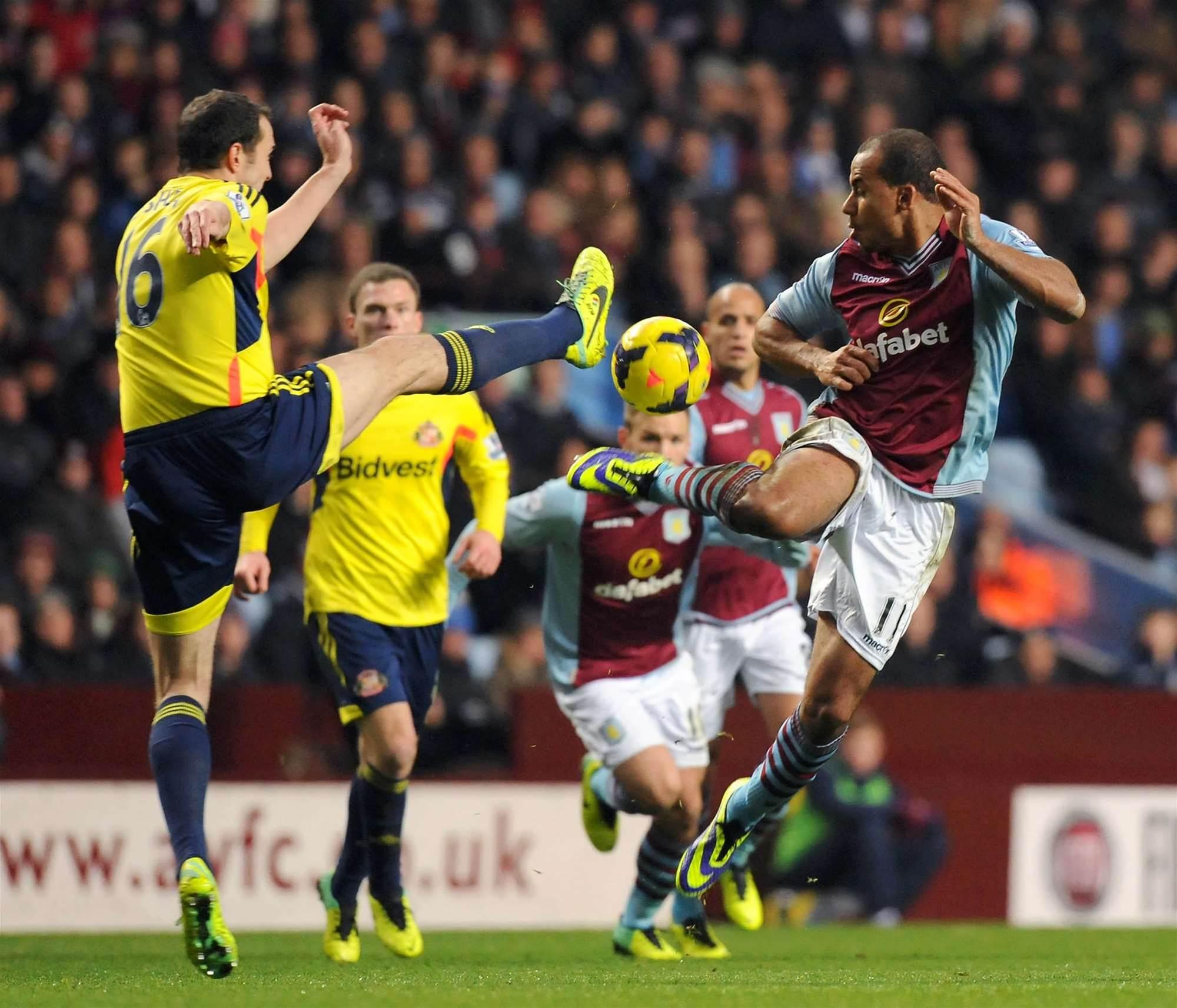 Sunderland draw 'progress', says Agbonlahor