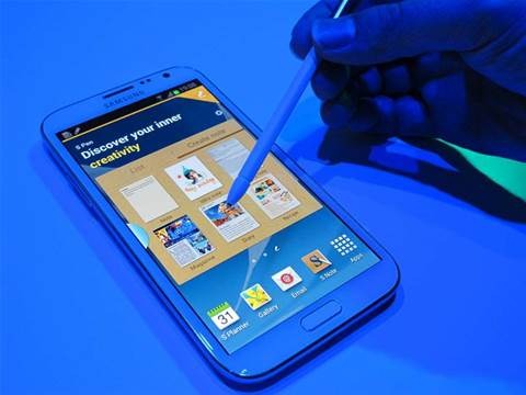 Big, bigger, best? The Samsung GALAXY Note II is coming
